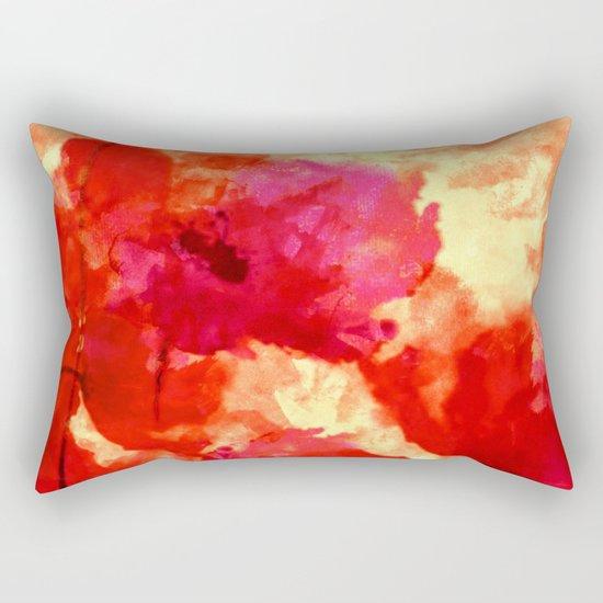 poppy idea Rectangular Pillow