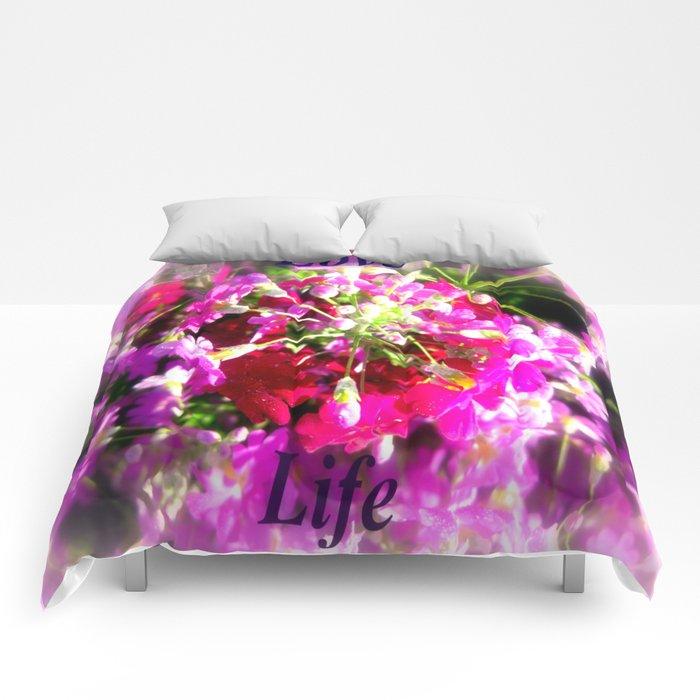 Love Life Comforters