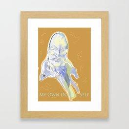 Ingmar Bergman Framed Art Print