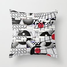 PD3: GCSD87 Throw Pillow