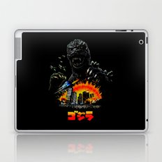 King of Monsters Laptop & iPad Skin