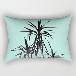 Palm Trees - Mint Cali Summer Vibes #1 #decor #art #society6 Rectangular Pillow