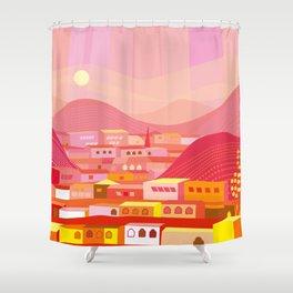 Cananea Shower Curtain