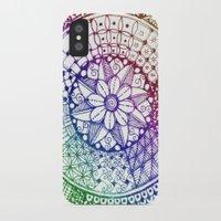 zen iPhone & iPod Cases featuring Zen by Alohalani