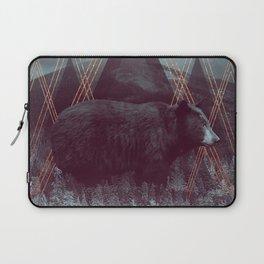 In Wildness | Bear Laptop Sleeve