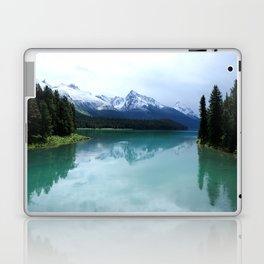 The Spirit of Maligne Lake Laptop & iPad Skin