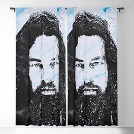 Leonardo DiCaprio -The revenant Blackout Curtain