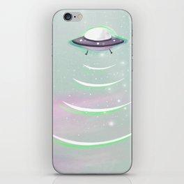 UFO iPhone Skin