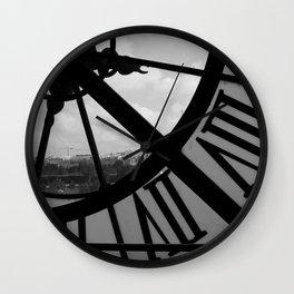 Musee d'Orsay Wall Clock