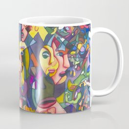 """""""of all my friends and lovers"""" Coffee Mug"""