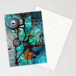 Joining The Dots Stationery Cards