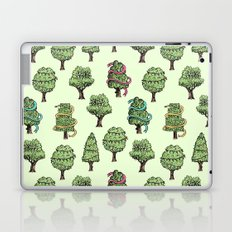 Decorated Trees Laptop & iPad Skin