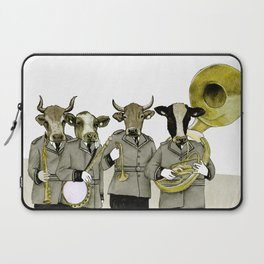 Herd Behavior Laptop Sleeve