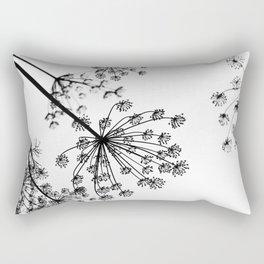 FENNEL UMBRELLAS Rectangular Pillow