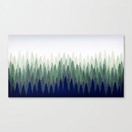 PineGradient 2 Canvas Print