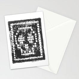 Crochet Impressions: SKULL Stationery Cards