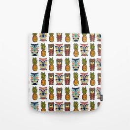 Tiki Town Tote Bag