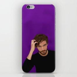 Dan Stevens iPhone Skin