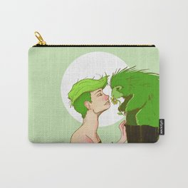 Porcupine People Carry-All Pouch