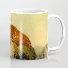 "Frederic Remington Western Art ""Episode – Buffalo Hunt"" Coffee Mug"