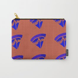 Lemon Wedge Inverted Carry-All Pouch