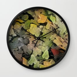 Inspired Layers Wall Clock