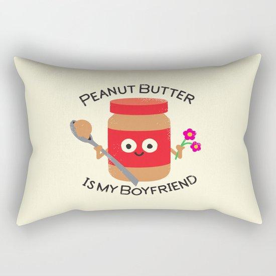 Don't Be Jelly Rectangular Pillow