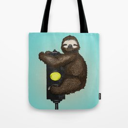 Take it Slow Tote Bag