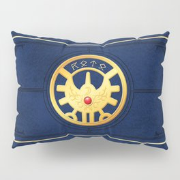 Erdrick's Seal (Horizontal) Pillow Sham