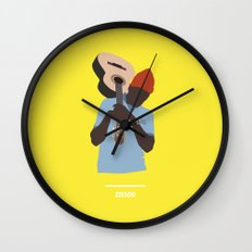 ZISSOU ( The Life Aquatic ) Wall Clock