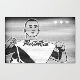 San Juan Shutter Canvas Print