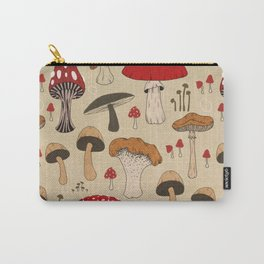 Mushrooms No.1 Carry-All Pouch
