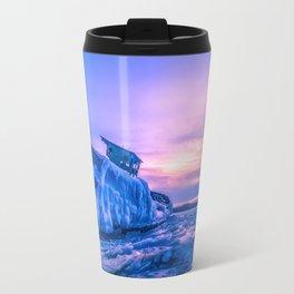 Frozen boat Travel Mug