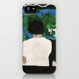 4 Your Eyez Only - J. Cole - Melted Crayon Wax iPhone Case
