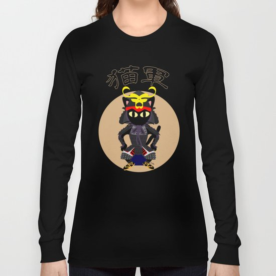 Cat Army Long Sleeve T-shirt