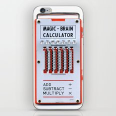 Magic Brain iPhone & iPod Skin