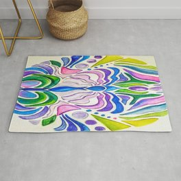 The Frog Rug