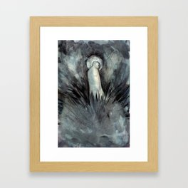 Wraith Framed Art Print