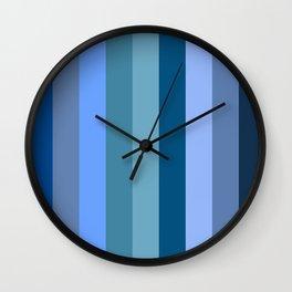 - Los azules de Chagall Wall Clock