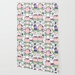Magical Cat Wallpaper