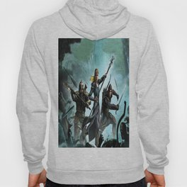 fighters lord of the ring Hoody