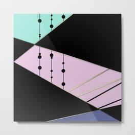 Series Roseanne 2, abstract Metal Print