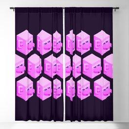 Zhu Wuneng Clones Blackout Curtain