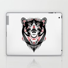 American Indian bear Laptop & iPad Skin