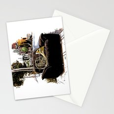 Chairs of Montreal Stationery Cards