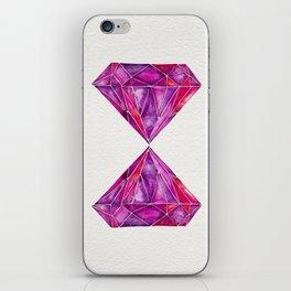 Rhodolite iPhone Skin