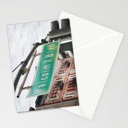 Malcom X Blvd Stationery Cards