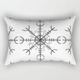 Aegishjalmur Rectangular Pillow