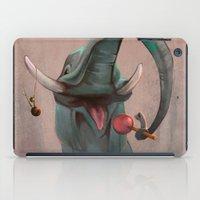 ellie goulding iPad Cases featuring Lollipop Ellie by nekka