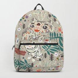 Tiger land Backpack